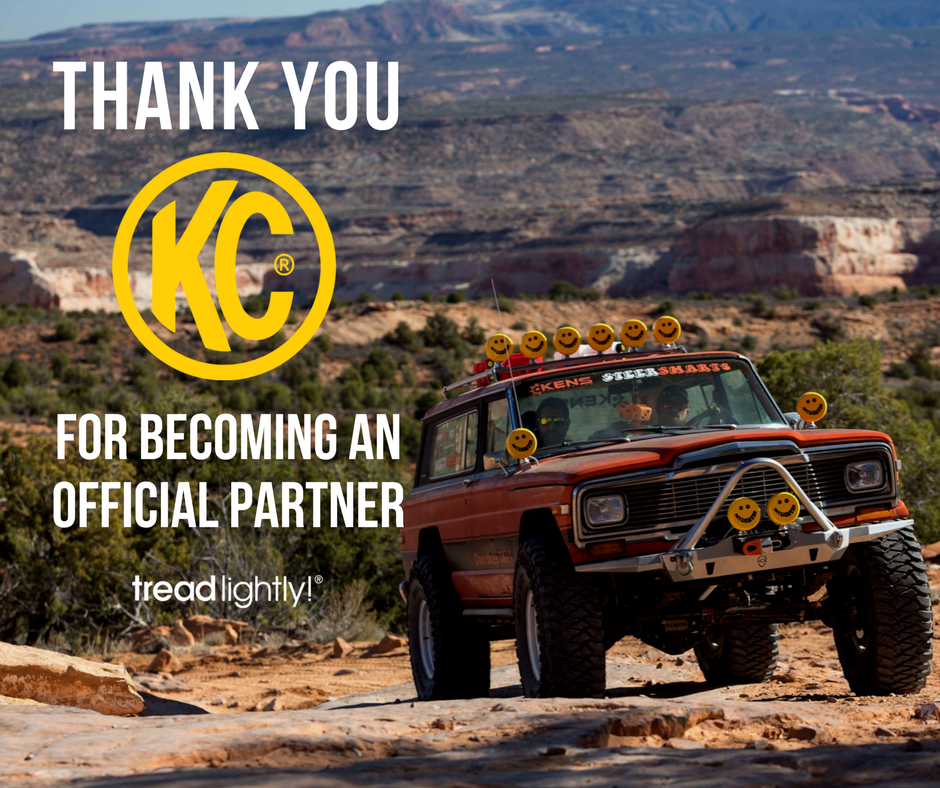Tread Lightly! Would Like To Welcome KC HiLiTES As Our Newest Official  Partner! Their Awesome Staff Wanted To Get Involved Immediately So They  Will Be ...
