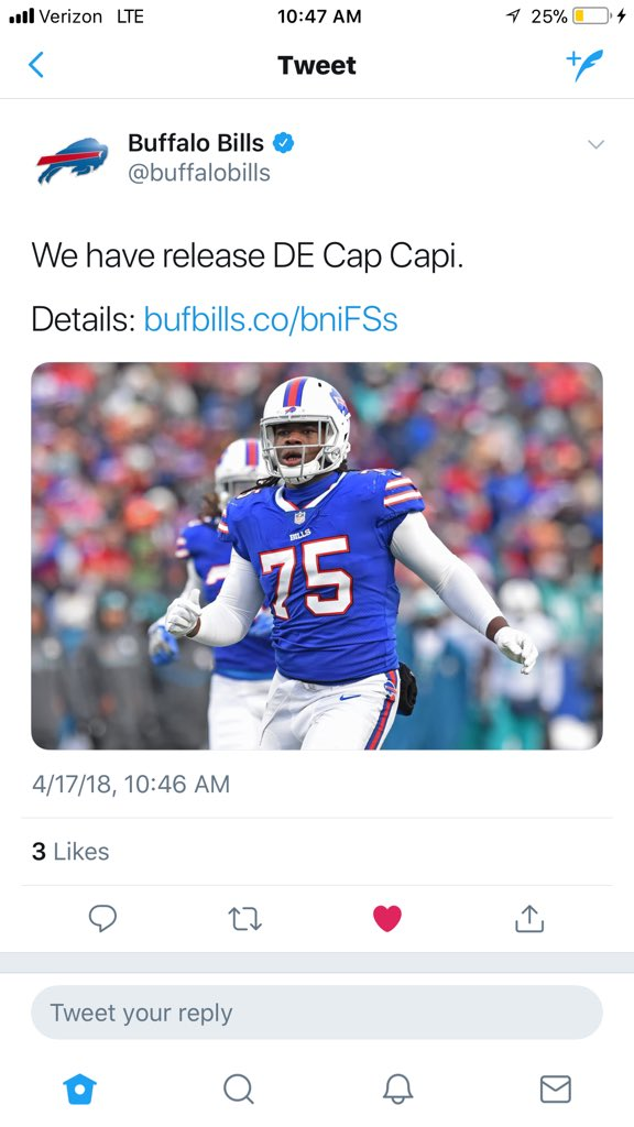 5315134f64e Buffalo Bills on Twitter