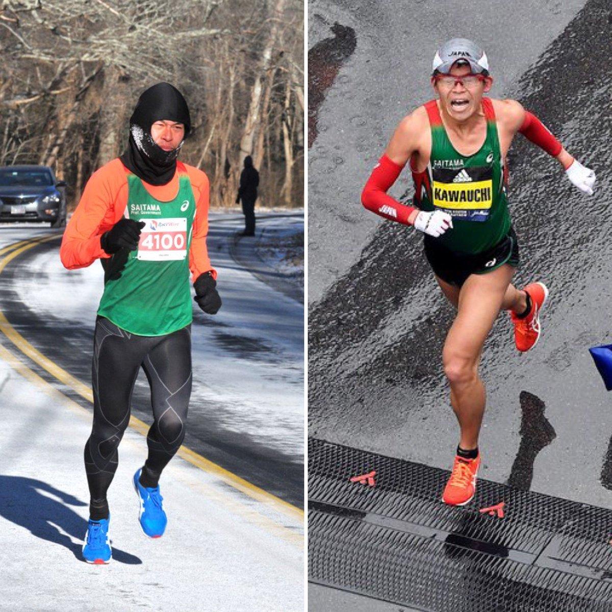 Sortir de la zone de confort... Hier, Yuki Kawauchi remportait le mythique @bostonmarathon dans des conditions dantesques et où de nombreux favoris ont terminé frigorifiés. Longévité et régularité, le tout sans être réellement professionnel. Inspiration ! #BostonMarathon  - FestivalFocus