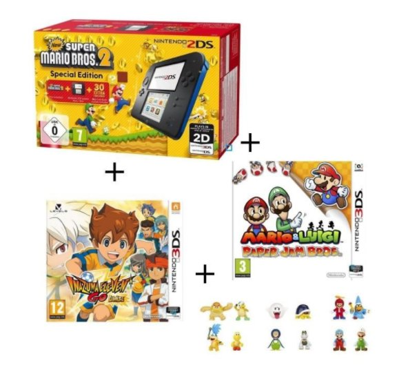 Dealabs Com On Twitter Pack Nintendo 2ds New Super Mario