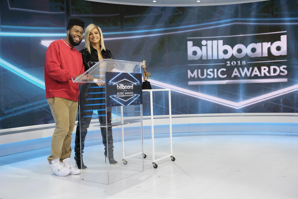 _ACCESS_GRANTED  Full list of 2018 #BBMA...