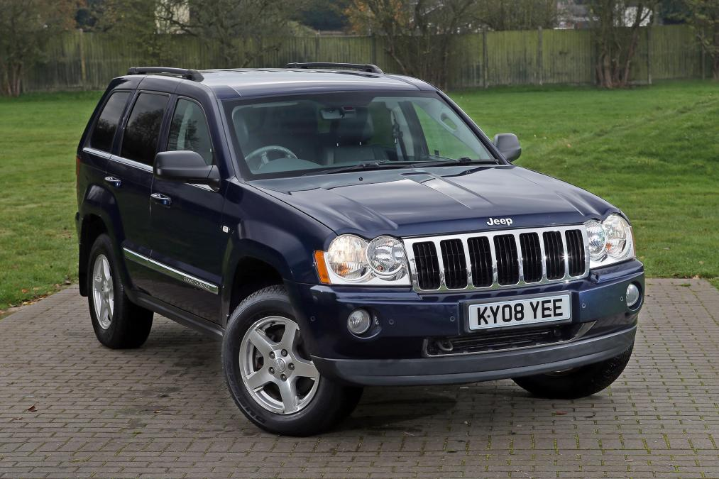 There's plenty to like about the Mk3 #Jeep #GrandCherokee, but it isn't without its faults. Our used buyer's guide shows you what to look out for: https://t.co/1xUNMVHmIA