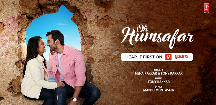 #OhHumsafar oh humnava, beshart main tera hua! Listen to the latest single  by the musical siblings, @iAmNehaKakkar and @TonyKakkar featuring  @himanshkohli ...