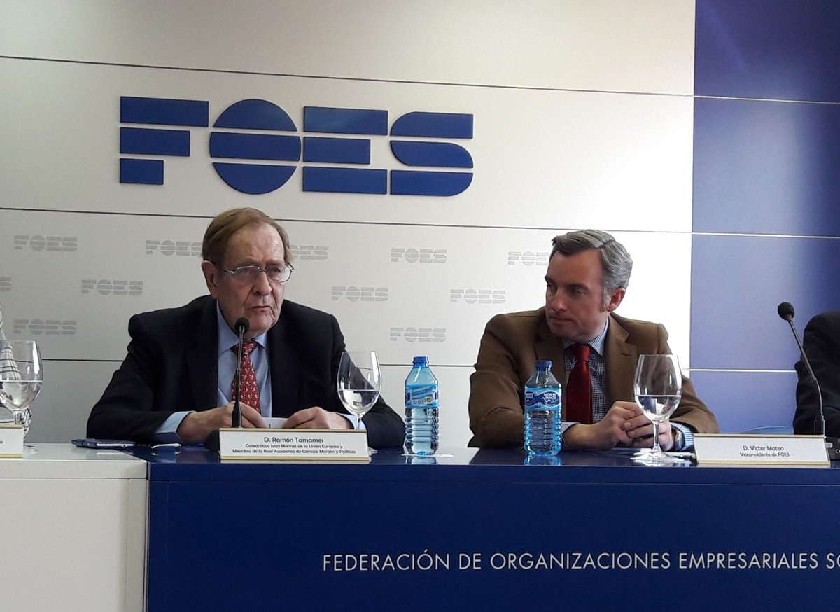 FOES's photo on #Conferencia