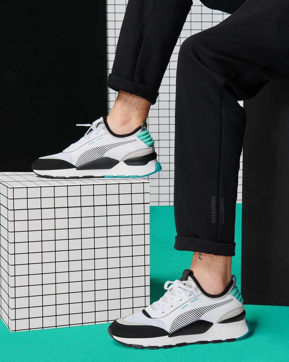 sports shoes 41703 bfecf The PUMA RS-0 Re-Invention. Available in-store (Stockholm, London, Berlin,  Paris) on April 19th. Any remaining pairs will be launching online at 1 PM  (CEST) ...