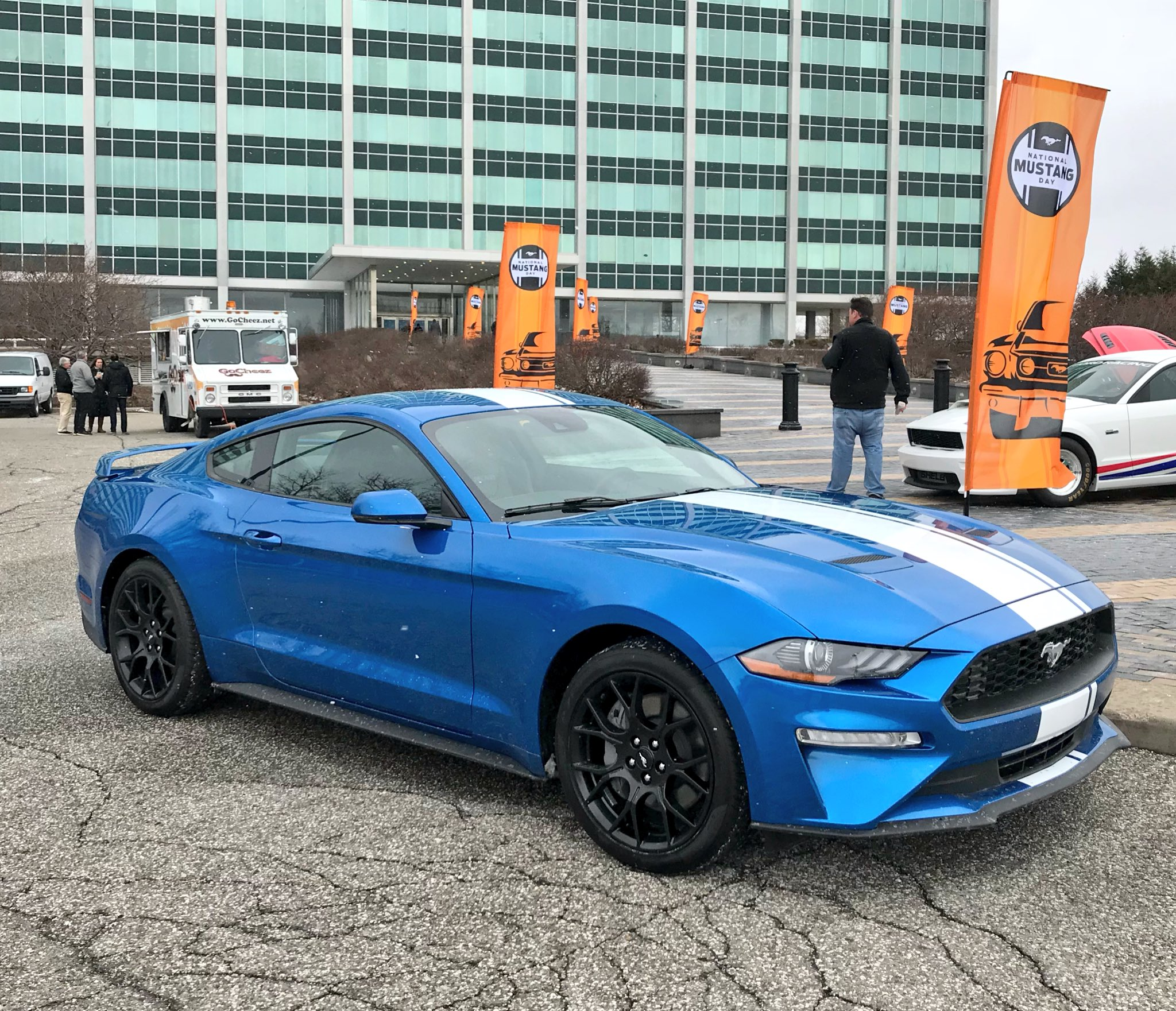 """Mike Levine On Twitter: """"New Velocity Blue For The 2019"""