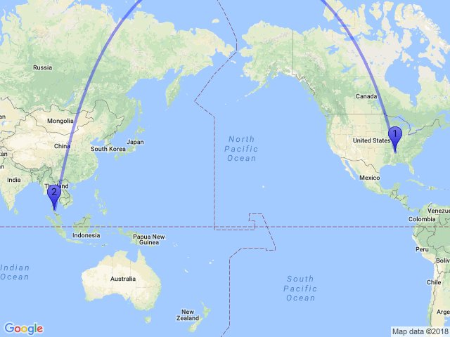Usa And Nakhon Si Thammarat Mueang District Thailand Is 15076km Maps Gis Earth Https T Co Mqdbdgsmt4