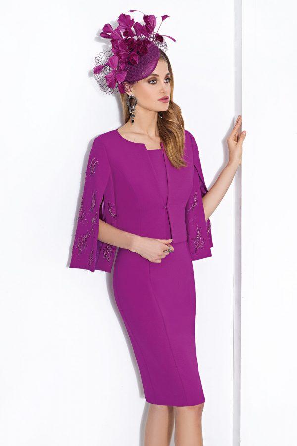 Asombroso Tiendas De Vestido De Fiesta Charlotte Cresta - Vestido de ...