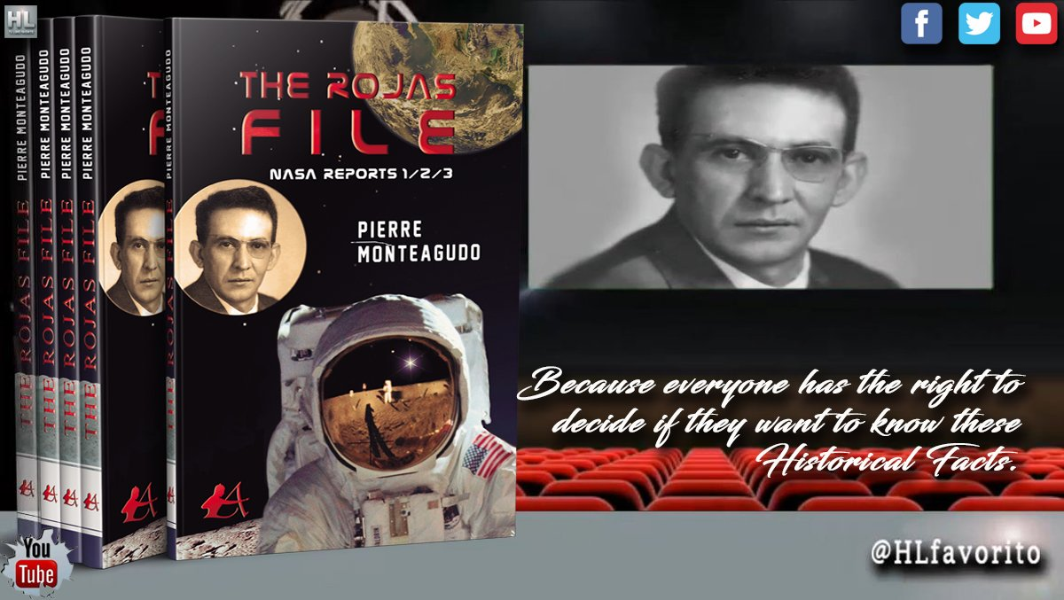 THE ROJAS FILE Writer: @ElUniversoM Pierre Monteagudo History.  4.4 out of 5 stars 31 Customers&#39;s opinions Kindle:  http:// rxe.me/GVXLTH  &nbsp;   Paperback:  http:// rxe.me/154751583X  &nbsp;   #BookPromotion #Promotion  #AuthorPromotion #Indieauthors   https://www. youtube.com/watch?v=V2tO9X 6gJ4o &nbsp; … <br>http://pic.twitter.com/S22nI1hbDV