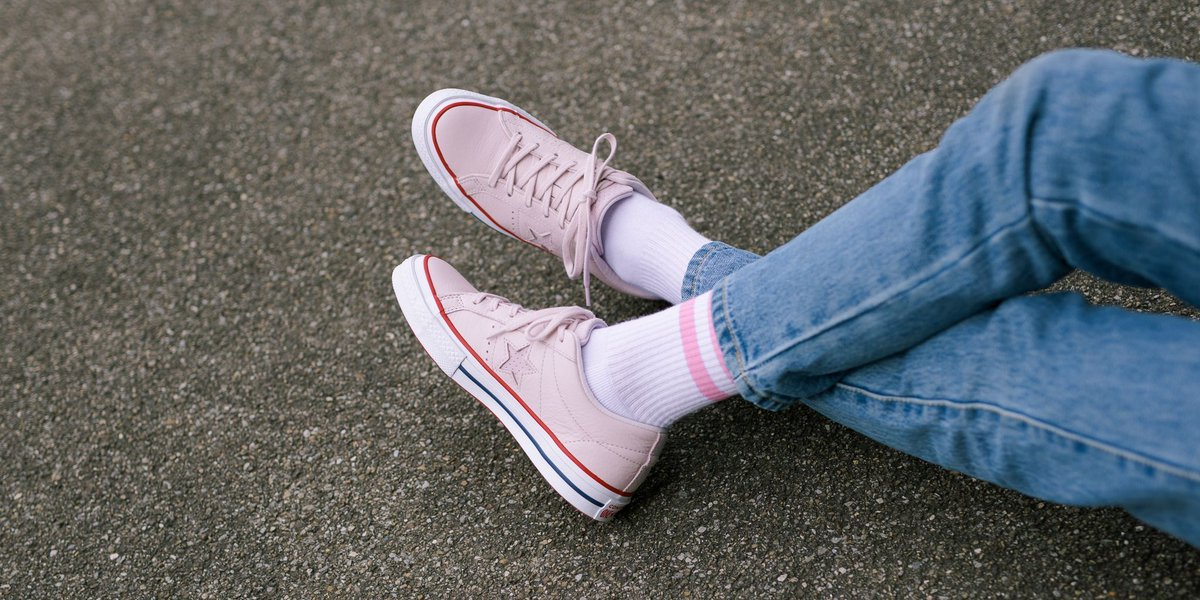 converse one star ox barely rose