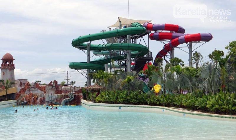 аквапарк в петрозаводске фото про