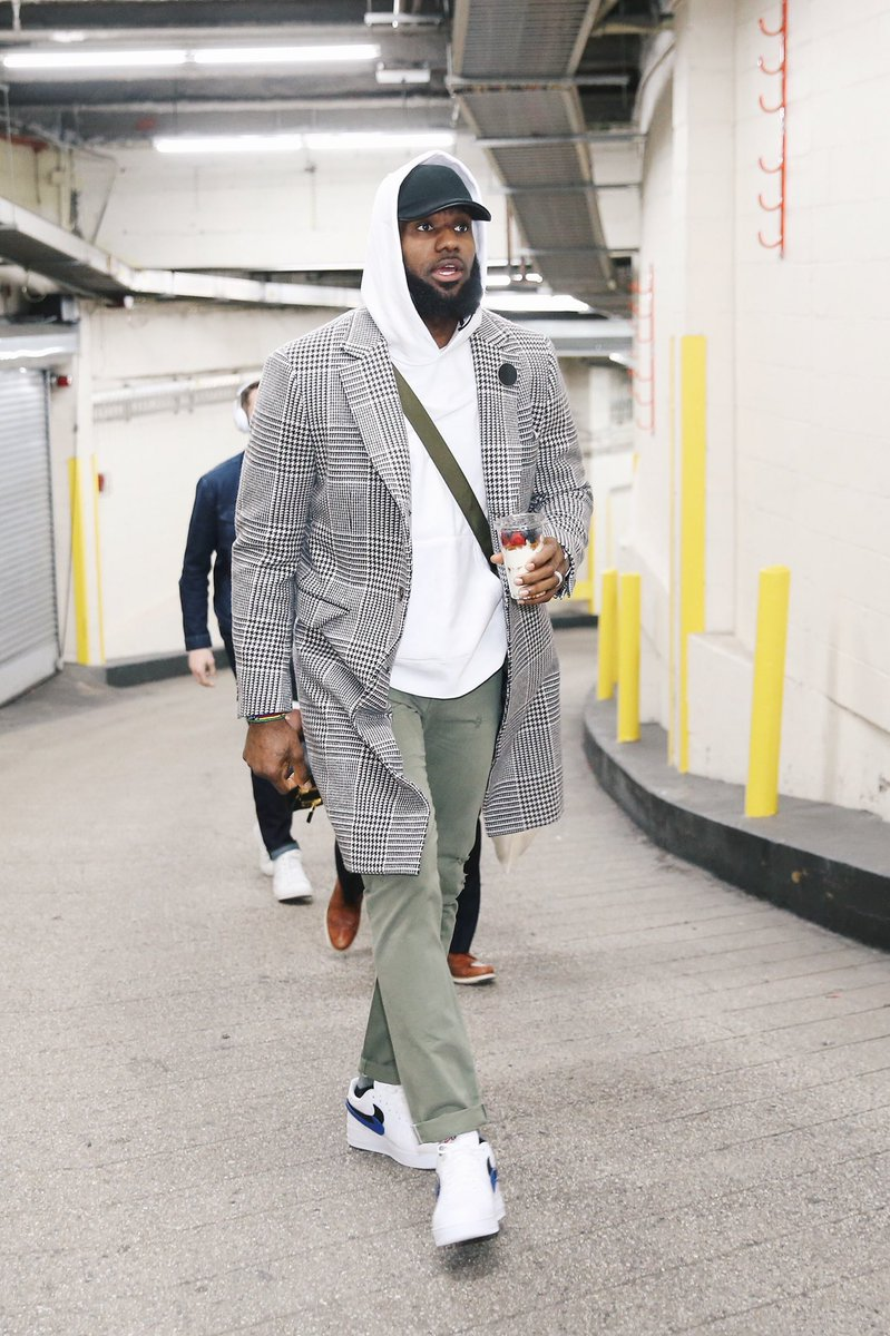 3bd132c827d4 ... promo code b r kicks on twitter lebron james with the swoosh pack nike  air force 1