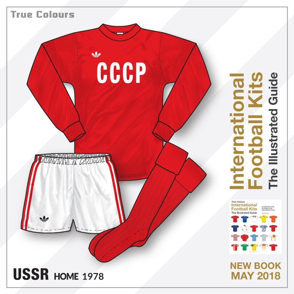 John Devlin ·  TrueColoursKits. Author illustrator of the True Colours  books on football kits. 558be124e