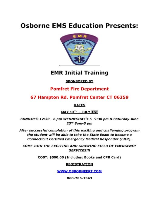 High Quality Customized Safety Training Classes Osborne Emergency