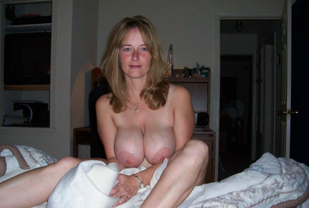 Big Tits Mom Son Squirts