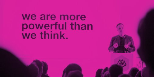Looking forward to getting inspired at this year's @dandad Festival... Only 2 weeks! #DandADFestival2018 #designthinking #TuesdayMotivation #London