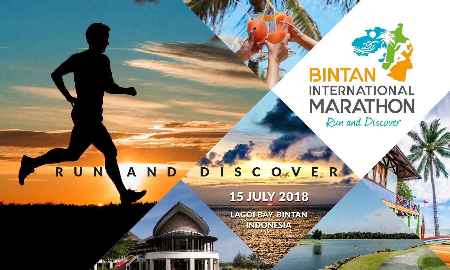 Bintan International Marathon • 2018