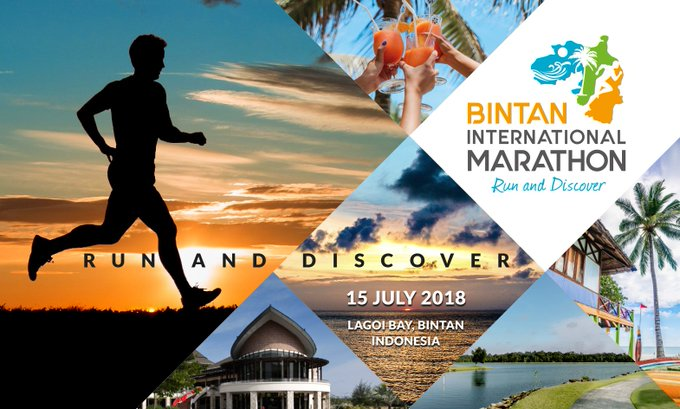 Bintan International Marathon • 2018