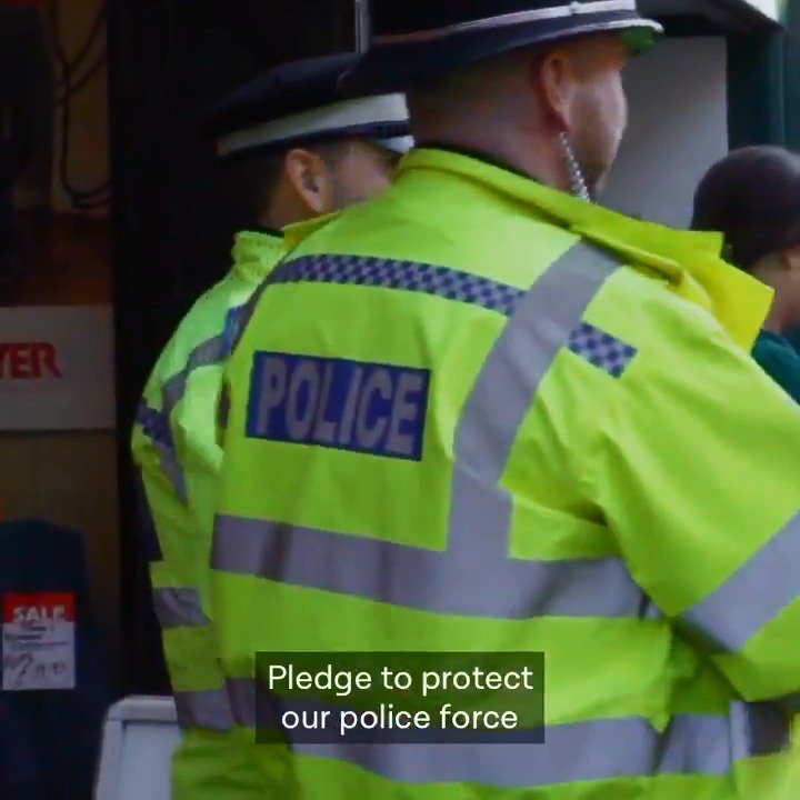 Vote Labour on Thursday 3 May and help protect our police, so they can protect us. #VoteLabour https://t.co/ojsHpStGZd