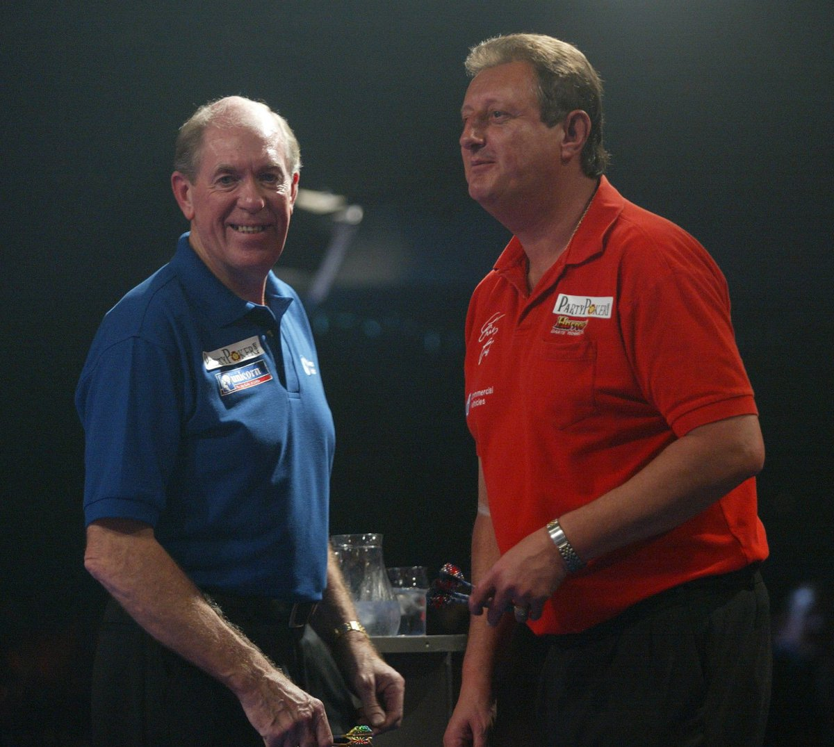 THE SHOWDOWN! Who remembers when Eric Bristow took on John Lowe as a precursor to the showdown between Taylor & Fordham? Watch the full match here ➡️ youtube.com/watch?v=pw7rT5…