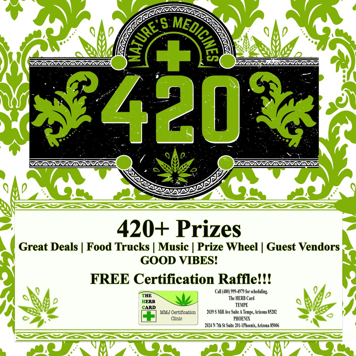 Natures Medicines On Twitter 10 Days Until 420 Stop By Natures