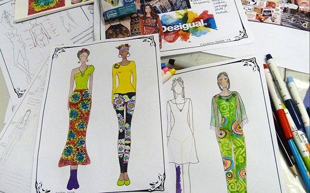 Fashion And Textile Museum On Twitter Museum Summer School Is Back For Young Designers Ages 12 18 These Summer Holiday Short Courses Are The Ideal Opportunity For Improving Your Drawing Design