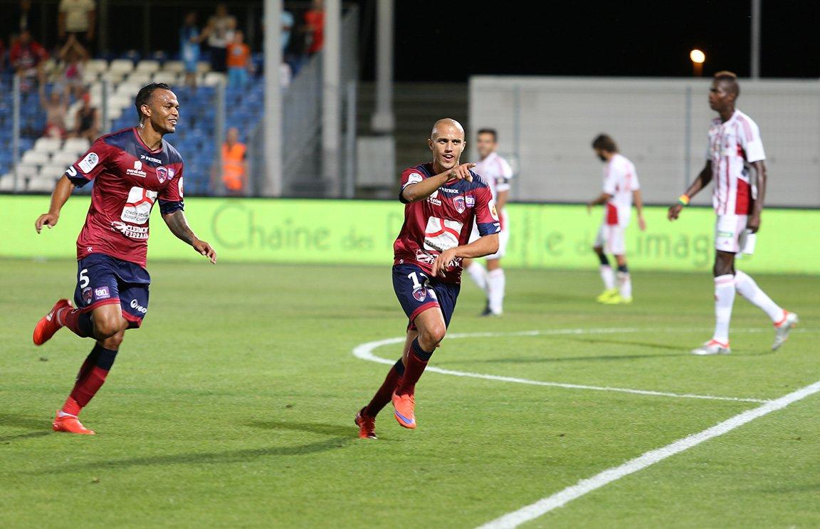 Clermont Foot : Guerbert dit stop