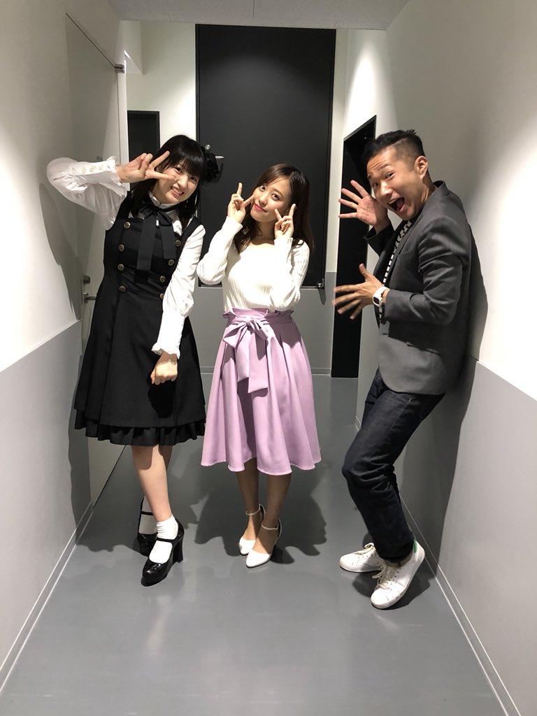 今日は名古屋で2公演! モーニング娘。'18  小田さくら「さくらのしらべ」&羽賀朱音16歳バースデーイベント。 2つとも、まっっっっったく空気は違いましたがすごく楽しいイベントでした。 2人ともおめでとう!!  さわやか五郎