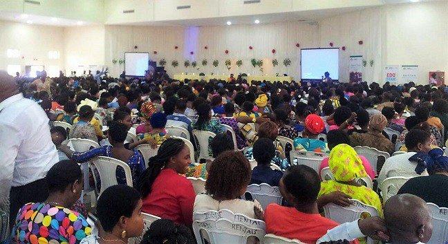Image result for Edo SUBEB trains 5000 teachers on tech-based teaching