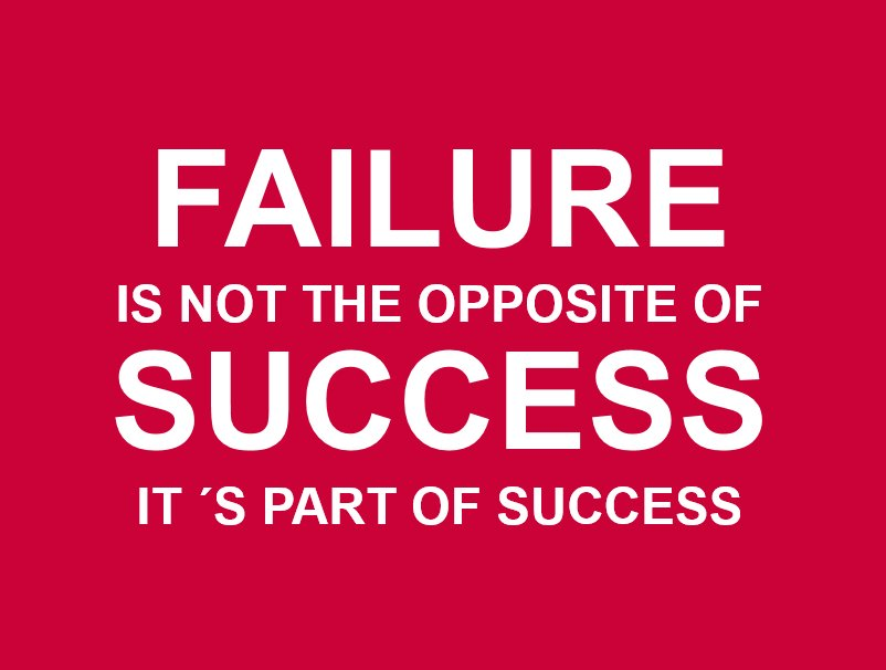 Image result for change failure in success?