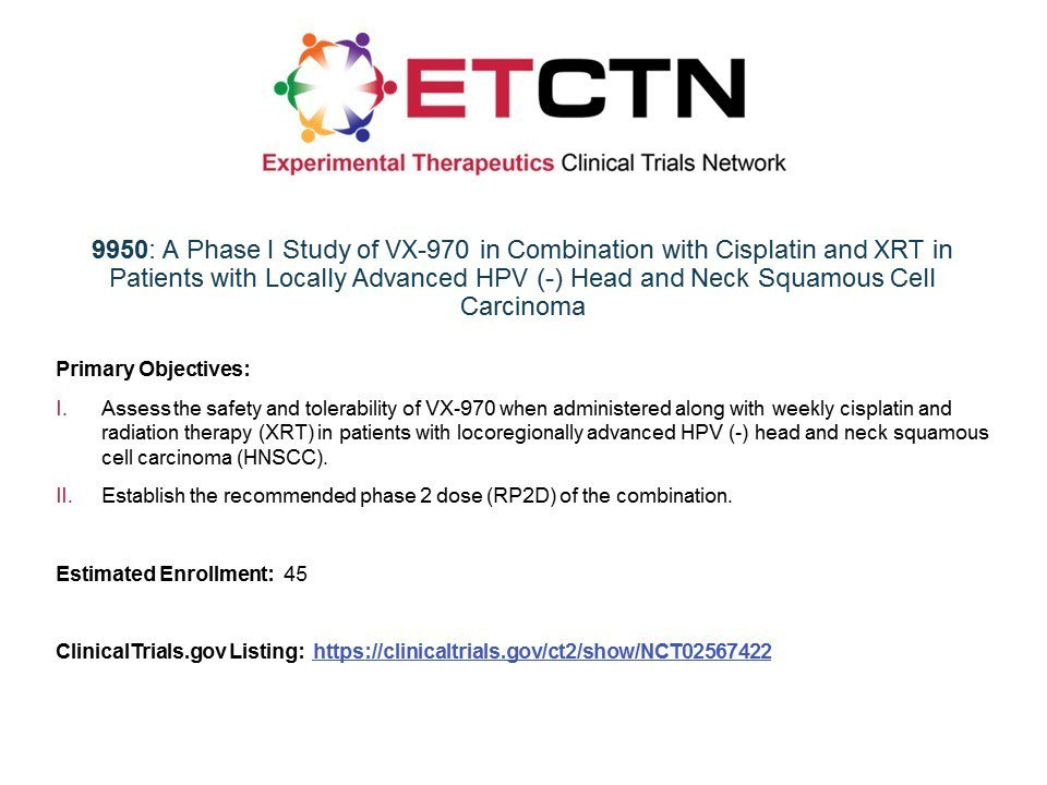 NCI CTEP Clinical Research on Twitter: