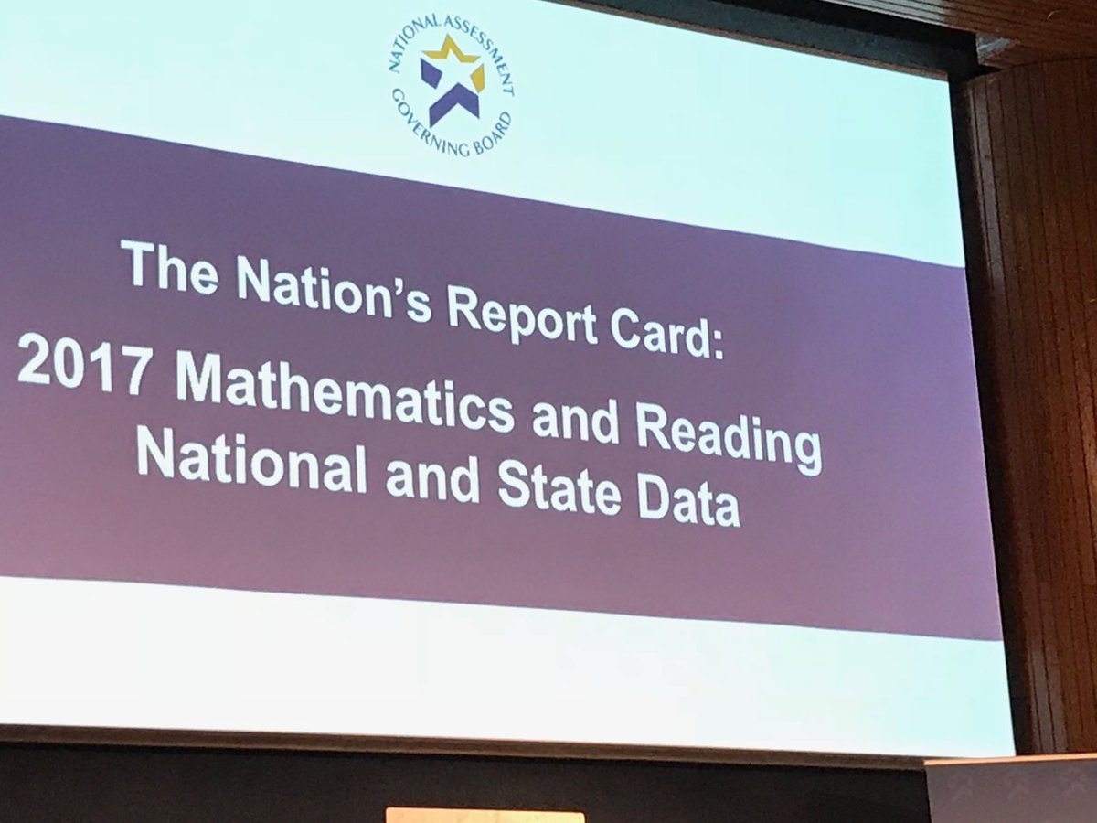 kadriye ercikan on twitter nation s report card 2017 results