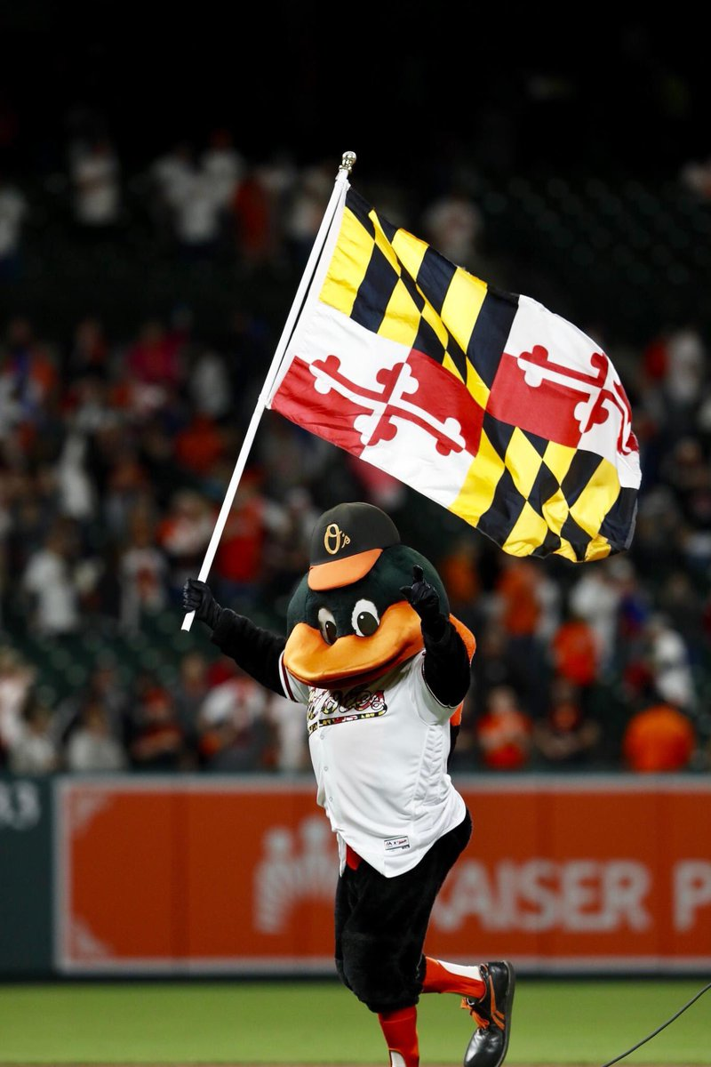 6bc0a5949ef5 •It s a Maryland thing• Retweet for a chance to win a Maryland-themed   OrioleBird bobblehead!  Birdlandpic.twitter.com BQ1cIPgbrw