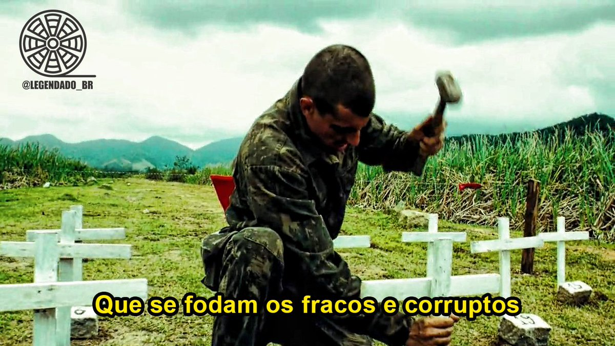 Legendado Brasil On Twitter Filme Tropa De Elite Elitesquad