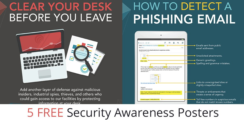 Inspired Elearning On Twitter Quot Promote Security