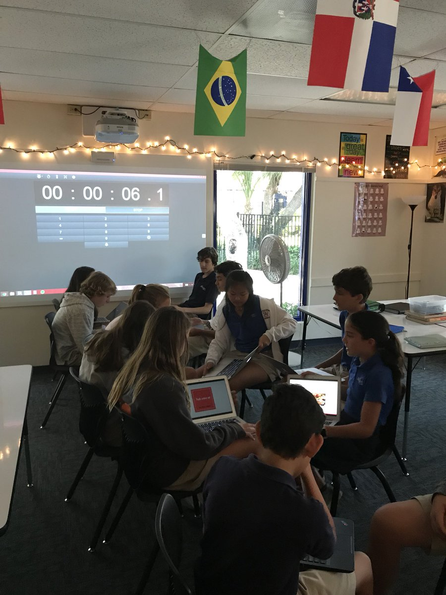 Speed dating in spanish class — photo 15