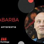 Welcoming @elinvar_de's Director of International @NiallNilo78 to #FTSFest18! Join us in #Milan on May 8th to discuss #AI #FinTech! View agenda and register here -> https://t.co/1eG1wgNV2j
