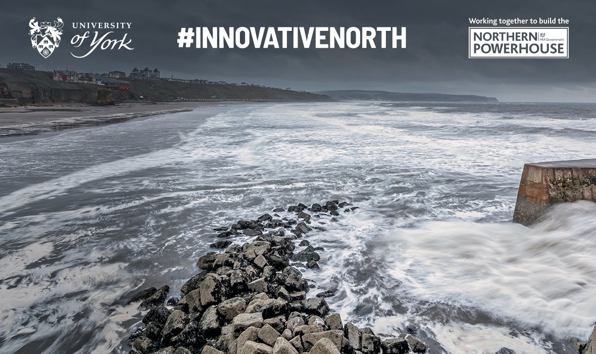 Researchers from @ChemistryatYork and @physicsatyork have used Whitby seawater to develop a technology that could help capture more than 850 million tonnes of unwanted carbon dioxide in the atmosphere:  http:// bit.ly/2GD4vyO  &nbsp;   #YorkResearch #InnovativeNorth <br>http://pic.twitter.com/czelISeypD
