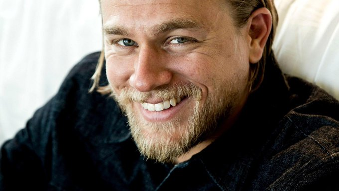 Happy Charlie Hunnam Birthday,