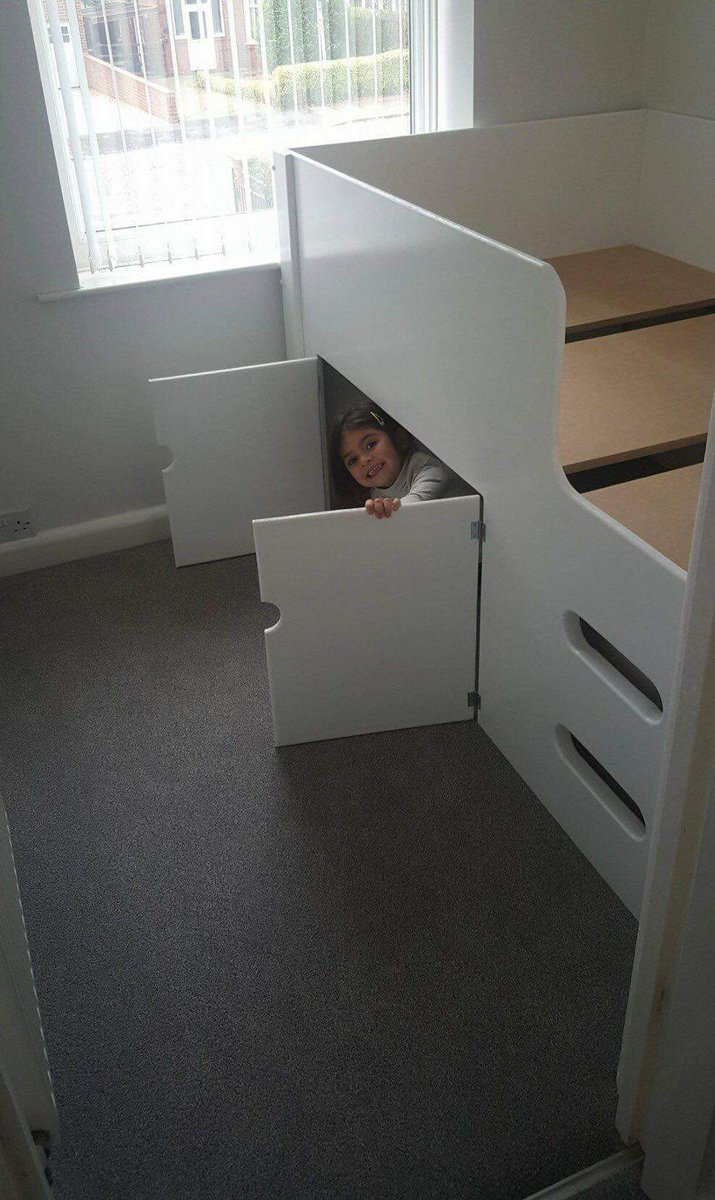 Funky Bunk Beds Limited Sur Twitter Bed Over Box Do You Have A Room In Your House With A Stair Box In It Which Your Struggling To Make Use Of