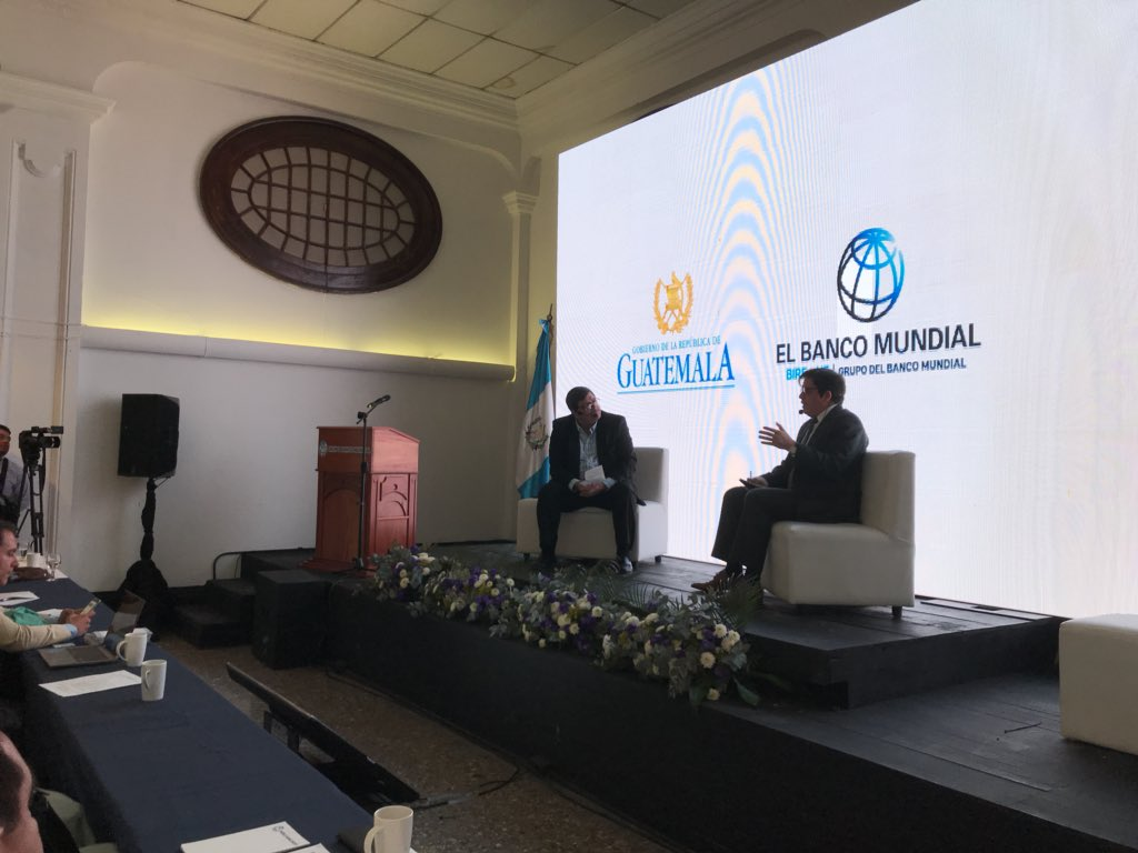 Horacio Terraza On Twitter Finance Minister Of Guatemala
