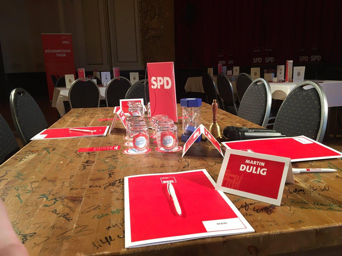 Küchentisch from SPD Sachsen on Twitter
