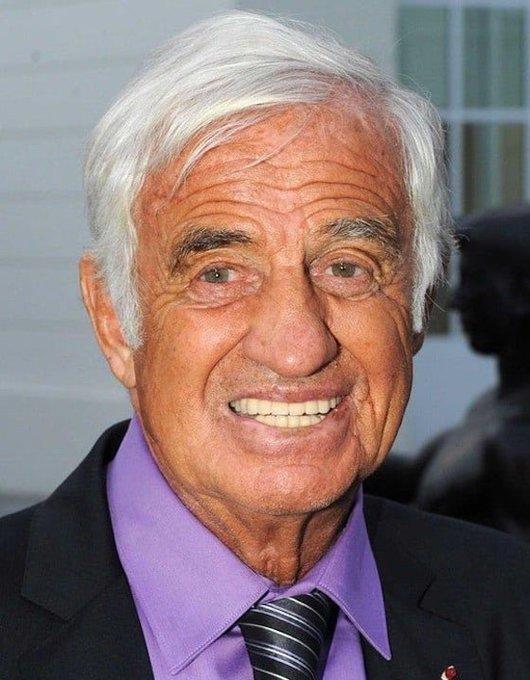 Happy 85th Birthday Jean-Paul Belmondo!
