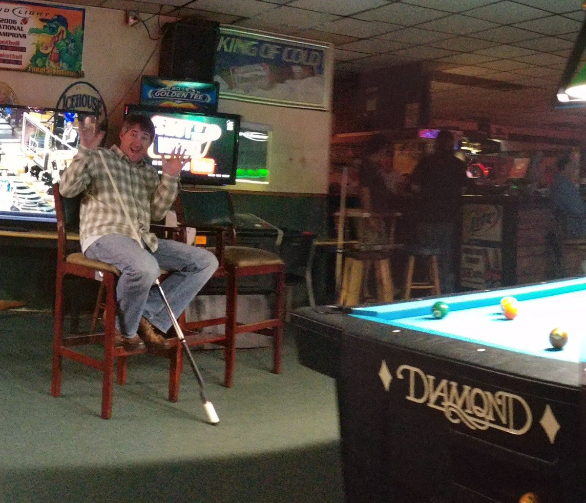 Dugout Billiards Sports Club On Twitter Visit The Dugout - Diamond professional pool table for sale