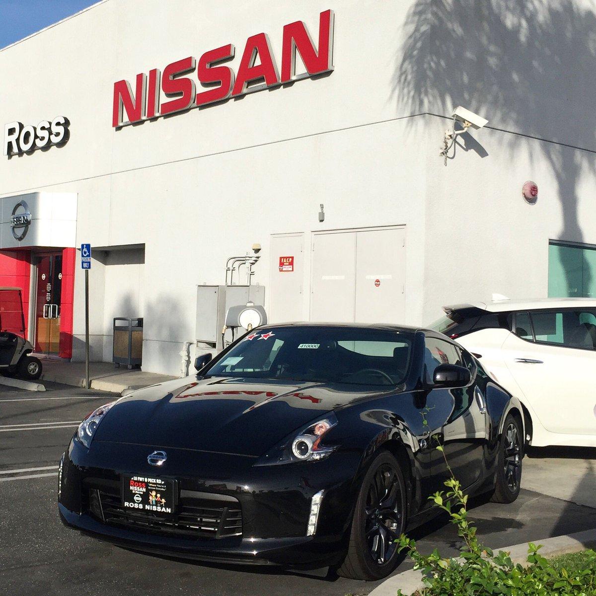 Visit Ross Nissan Of El Monte For A Closer Look.  #z34pic.twitter.com/XaqSIOQbFi