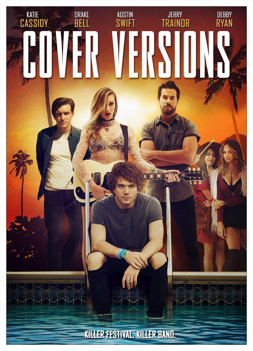 Today!!!  COVER VERSIONS (@CoverVersions_ ) is available to watch RIGHT NOW digitally and On Demand.  A few links...  iTunes https://tinyurl.com/yc9ptchr  Amazon http://a.co/atJD5Rp  Google Play https://tinyurl.com/y9hcuksf  Vudu https://tinyurl.com/y7sev559  DirecTv https://tinyurl.com/ycg8xmmj