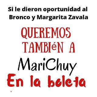#MarichuyAlaBoleta https://t.co/2vEovarl...