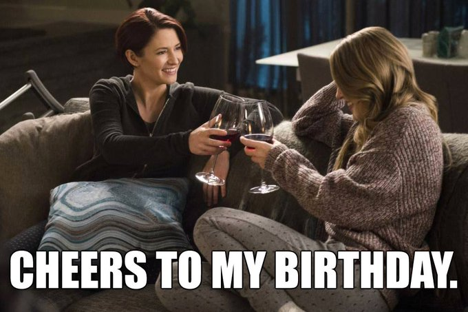 Happy Birthday Chyler Leigh, who turns 36!