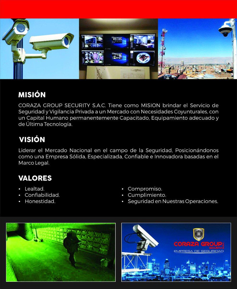 Empresa De Seguridad Privada Puno Coraza Group On Twitter