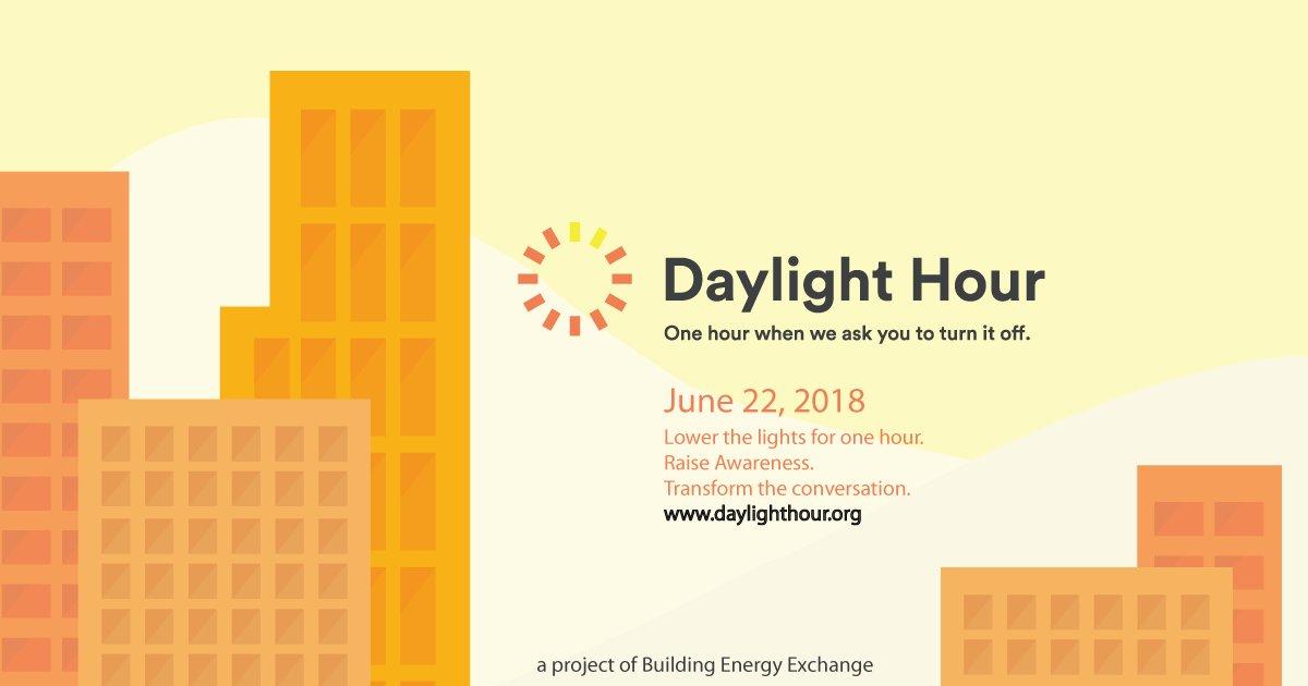 Daylight Hour @ Building Energy Exchange